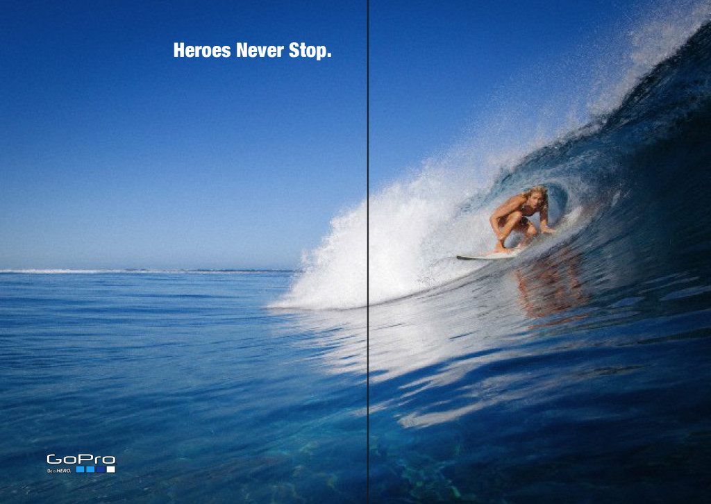 Gopro Advertising Brief Why Not Design