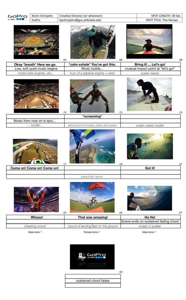 GoPro-TV-spot-storyboard-complete